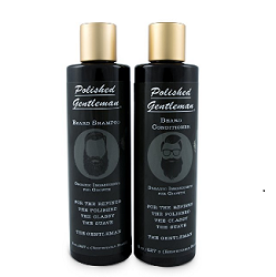 Polished Gentleman Beard Growth and Thickening Shampoo