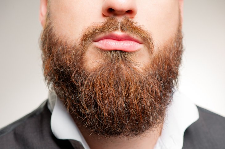 how to fill in your beard