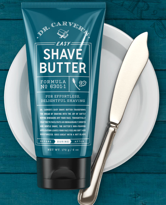 easy shave butter review