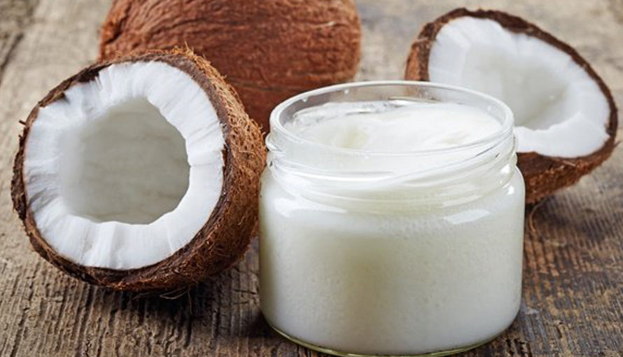 coconut oil beard recipe