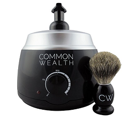 Commonwealth Professional Deluxe Hot Lather Machine