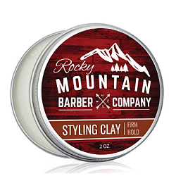Rocky Mountain Hair Styling Clay for Men