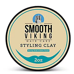Smooth Viking Hair Styling Clay for Men