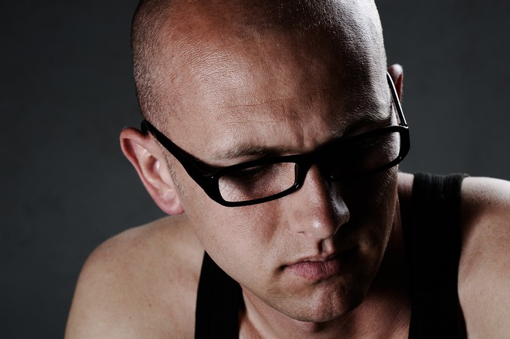 e17bacae52 Getting The Best Glasses For Bald Guys (Our Top 5 Choices)